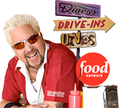 Guy Fieri visit to Flakowitz of Boynton