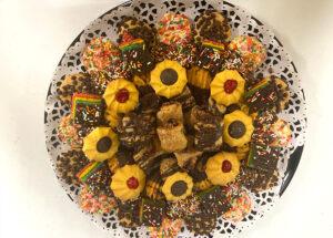Cookie Platters Catering Menu