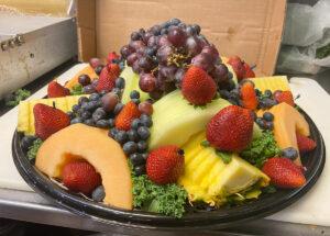 Fruit Platters Catering Menu