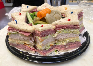 Party Platters Catering Menu